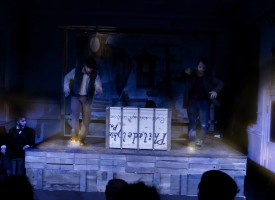 The Henry Box Brown Play